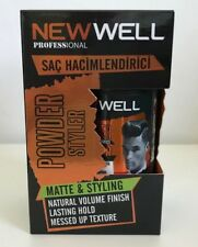 NEW WELL Hair Styling Powder  Matte & Styling  20 gr