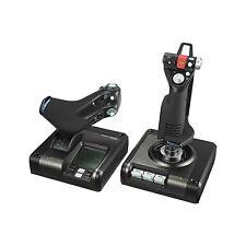 logitech g gaming saitek x52 pro flight controller