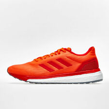 Adidas ® RESPONSE BOOST Mens Running Trainers - ORANGE - Size UK 8.5 / EU 42.5