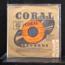 "Johnny Desmond, Alan Dale & Buddy Greco - Sweet Augustine 7"" VG+ 1954 Vinyl 45"