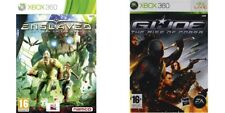 enslaved odyssey to  the west & g.i. joe the rise of cobra     Xbox 360  PAL