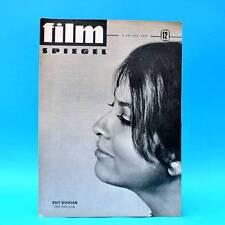 DDR Filmspiegel 12/1964 Herbert Köfer Edit Domjan Gisela May James Bond
