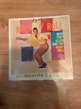 TONY ALLEN AND THE NIGHT OWLS  ROCK N ROLL     MONO    LP    293