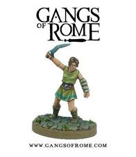 Bandas de Roma Fighter Sextus Banner de guerra miniaturas footsore wbgor 006
