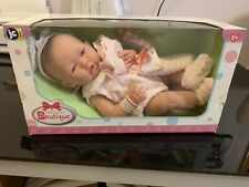 "Berenguer Boutique La Newborn Anatomically Correct 15"" Girl Baby Doll"