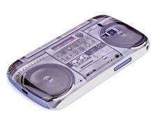 Hülle f Samsung Galaxy S Duos S7562 Cover Schutzhülle Case Ghettoblaster Radio