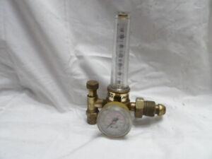 Victor Medalist Argon Flowmeter Model HRF 1480-580
