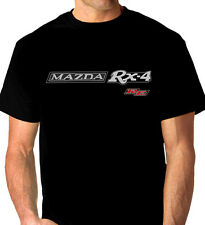 MAZDA  RX4   SEDAN  COUPE  ROTARY ENGINE  QUALITY  TSHIRT  BIG  FIT