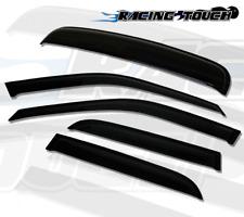 Rain Guards Sun Visor Deflector & Sunroof Combo 5pcs 01-11 Volvo S60