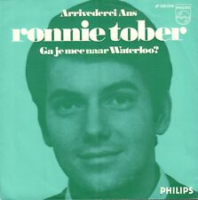 "RONNIE TOBER ‎– Arrivederci Ans (1969 VINYL SINGLE 7"" HOLLAND)"