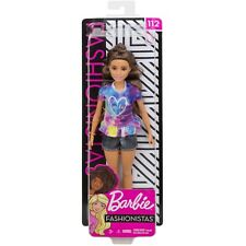 BARBIE Fashionistas PETITE Doll #112  New 2019