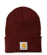 Carhartt New Original Women Men Acrylic Watch Hat A18 Beanie Winter Warm Hat Cap
