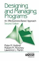 Designing and Managing Programs: An Effectiveness-