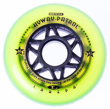 80mm x 81a Labeda Highway Patrol Race wheel, set of 10