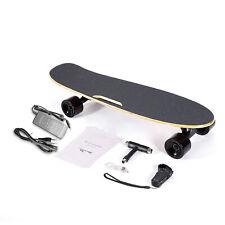 Skateboard komplett elektrisch Longboard Elektro E-Skateboard W/ Fernbedienung