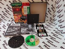DESERT STRIKE RETURN TO THE GULF FLOPPY + JUNGLE STRIKE CD PC BIG BOX ITALIANO