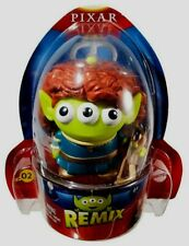 "🔥 DISNEY PIXAR REMIX Toy Story ALIEN BRAVE - MERIDA 3"" NEW VHTF RARE! #02"