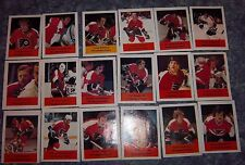 Philadelphia Flyers loblaws NHL action players 1974-75  complete set