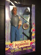 Barbie Pocahontas  - Ken John Smith Sun Color Nrfb -
