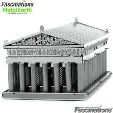Metal Earth Parthenon Greek Temple Greece 3D DIY Model Hobby Building Kit Puzzle