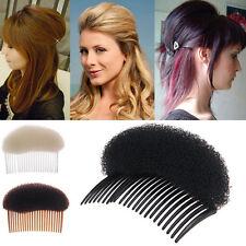 Bun Maker Women Styling Tool Hair Styling Bump It Up Volume Hair Base Clip Stick