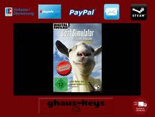 Goat simulator steam Key pc game Code Neuf livraison rapide