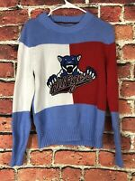 Tommy Hilfiger Knit Cheer Sweater Size M FREE SHIPPING