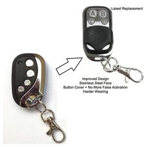 Ahouse automatic gate compatible remote control opener transmitter RC04-01