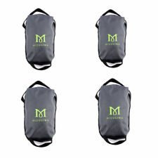 4X Hunting Mizugiwa Shooting Sand Rest Weight Bag Set Rifle Gun Bench Rest Stand