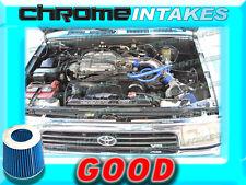 BLUE NEW 88-95 TOYOTA PICKUP/4RUNNER 3.0 3.0L V6 COLD AIR INTAKE KIT