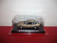 matra simca bagheera 1975 auto plus autoplus scale 1/43 neuf