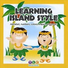 Learning Island Style by TLC for Kids (CD, Jan-2008, CD Baby (distributor))