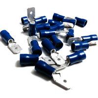 Rojo Unión Rápida Scotch Lock Cable Conectores Eléctricos empalmes de cables Auto Qs1