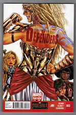 The Fearless Defenders #3 - Mark Brooks Cover - Will Sliney Art - Marvel Now!
