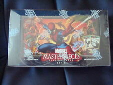 2008 Upper Deck Marvel Masterpieces series 3  Hobby Box Factory sealed box