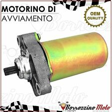 MOTORINO AVVIAMENTO TIPO ORIGINALE DERBI GPR REPLICA 2T MALOSSI 50 2007