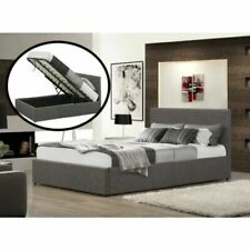MODERN BED amazeOTTOMAN italian with luxury memory mattress BED  3FT, 4FT6, 5FT