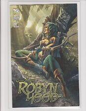 Robyn Hood #3 Cover B Zenescope Comic Grimm Fairy Tales GFT NM