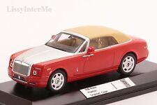 Rolls Royce Phantom Drophead Coupe 2007 1:43 IXO NEU/OVP