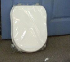 Copriwater white toilet seat from italy
