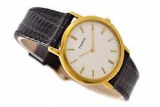 Vintage Tissot 1853 Classic Gold Plated Midsize C275K Quartz Watch 1368