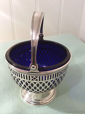 Antique Tiffany Silver Sugar Basket 1910-11