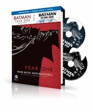 Batman: Year One Book & DVD Set, Miller, Frank, Very Good Book