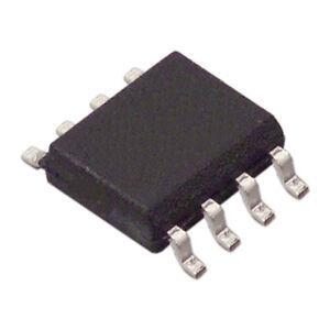 24C02 EEPROM seriale 24C02 400KHZ I2C SOIC8 ( QTY : 12 PEZZI)