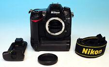 Nikon d7000 digital reflex body + Poignée mb-d11 d'occasion