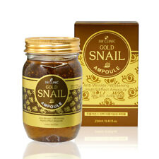 [3W CLINIC] Gold Snail Ampoule - 250ml / Free Gift