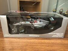 Michael Schumacher Showcar 2012 1:18