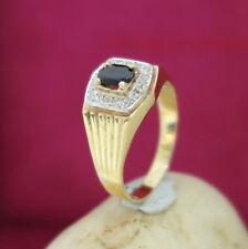 1458.2 Zirkonia Silber Ring,Silberring 925 Silber vergoldet RG.71 (22,6 mm Ø)TOP