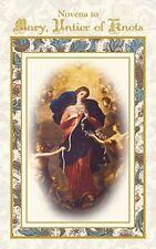 Mary, Untier of Knots Novena Book (YC529) NEW