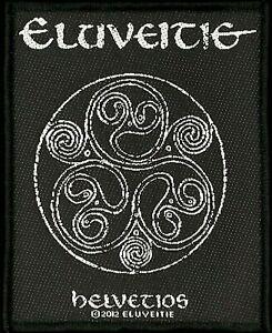 Eluveitie - Helvetios Patch - metal band merch